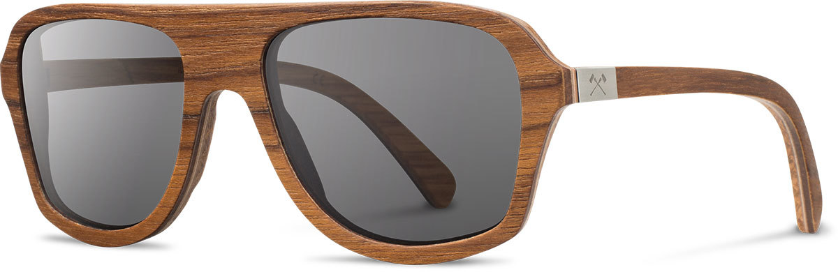 Shwood wooden sunglasses select ashland teak oak grey polarized left s 2200x800