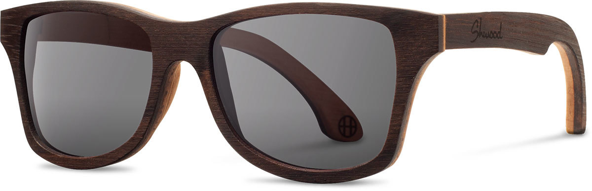Shwood wood sunglasses canby huf east indian rosewood grey left s 2200x800