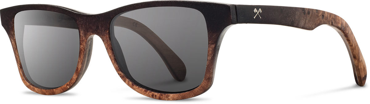 Shwood wood sunglasses canby mercedes benz myrtle burl fade grey polarized left s 2200x800