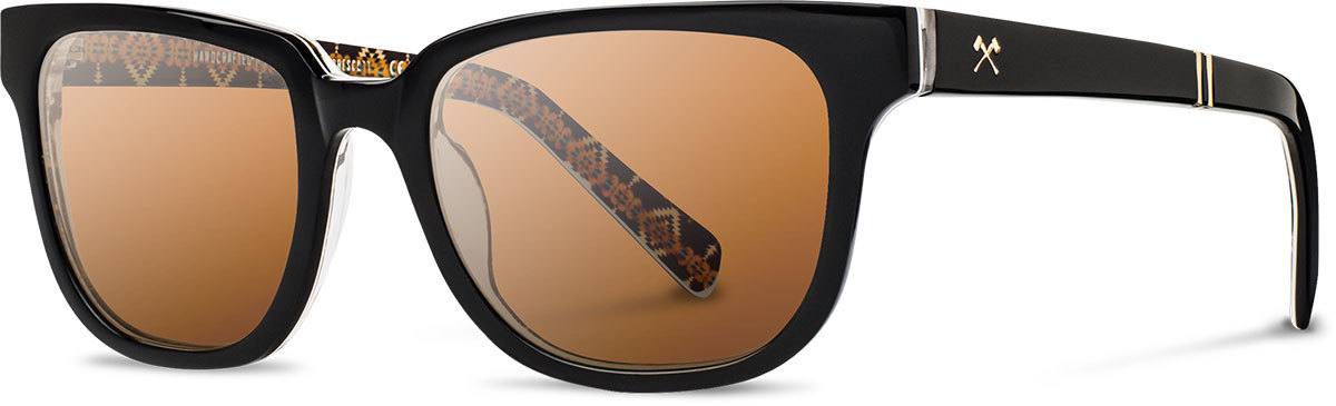 Shwood acetate sunglasses limited pendleton prescott rancho arroyo brown polarized left s 2200x800