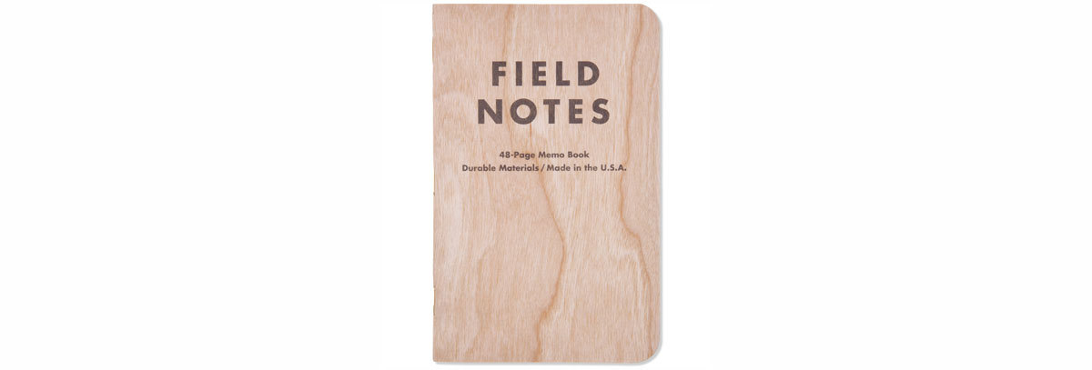 Field notes cherry