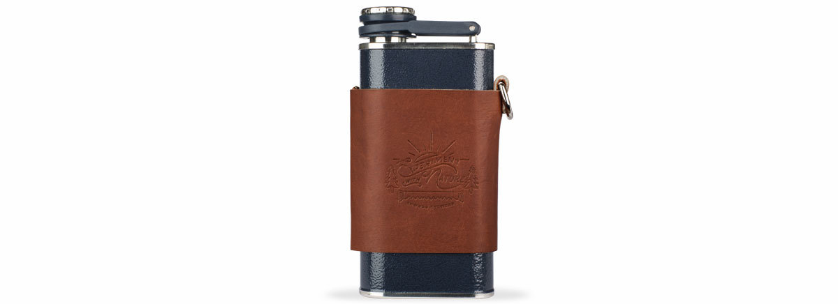 Shwood stanley flask navy1