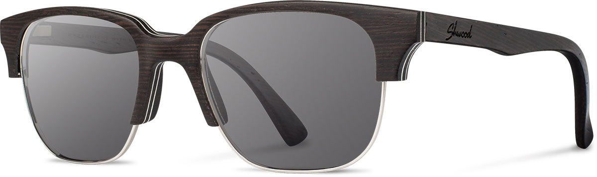 Newport 52mm dark walnut grey polarized wondwgp a s