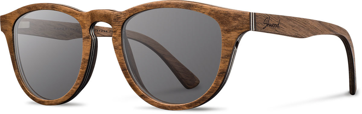 Francis walnut grey polarized wofwgp a s