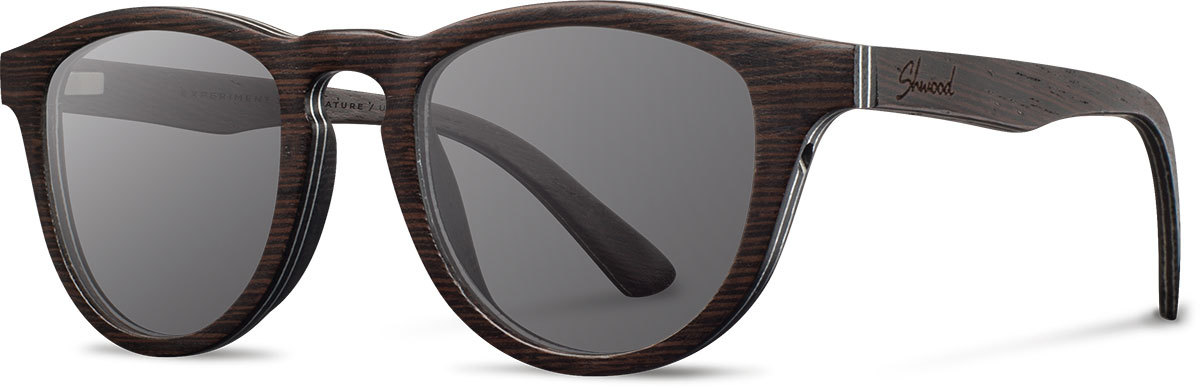 Francis dark walnut grey polarized wofdwgp a s
