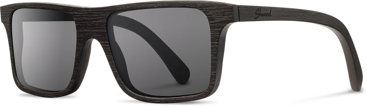 Shwood wood sunglasses original govy dark walnut grey polarized left s 2200x800